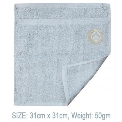 TUALA KAPAS - COTTON TOWEL 31CM x 31CM, 50GM NETT