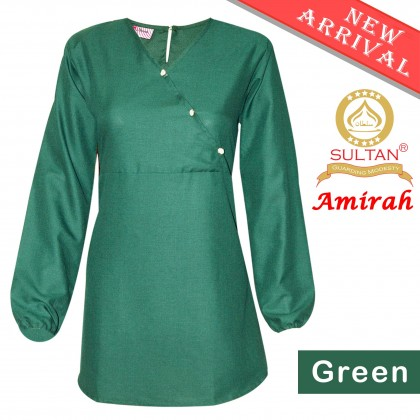 Women Muslimah Tops - Amirah - Ladies Clothing Dress